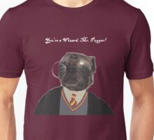 The Pug Who Lived Unisex T-Shirt