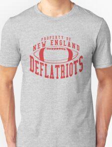 Deflate Gate - Property of New England Deflatriots T-Shirt
