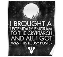 Lousy Engram Poster