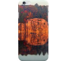 Early Morning Serenity George Lake iPhone Case/Skin