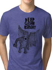 deep carbon observatory Tri-blend T-Shirt