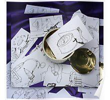 Crazy Box... for Tuna Tin Game Poster
