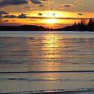 AT Lake Superior Grand Marais frozen by RealPainter