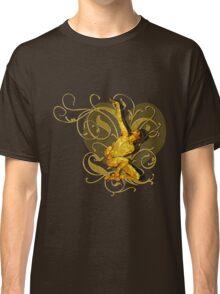 Rhythmic curls gym  Classic T-Shirt