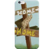 Homeward iPhone Case/Skin