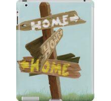 Homeward iPad Case/Skin
