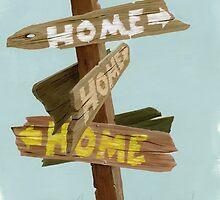 Homeward by Brian DeYoung