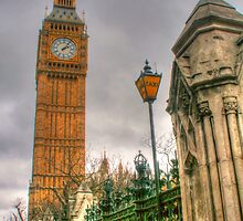London ... Reaching For The Sky by Michael Matthews