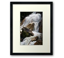 Refreshing Framed Print