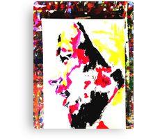 Bob 1 Love Canvas Print