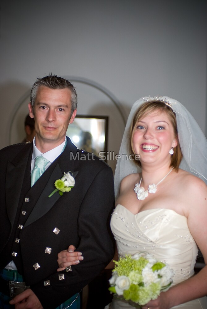 Mr and Mrs Sillence by Matt Sillence