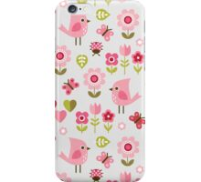 Jardin de l'Amour iPhone Case/Skin