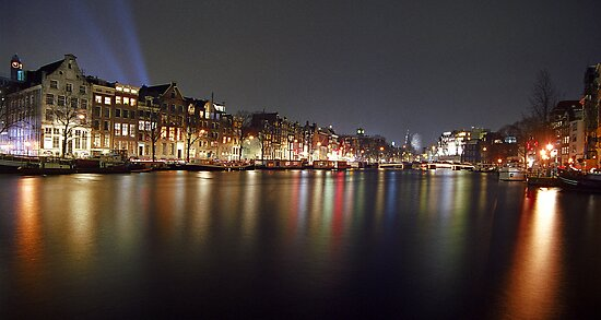 new year's eve amsterdam by J.K. York