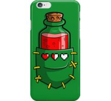 A Hero's Red Potion iPhone Case/Skin