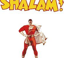 Shazam! by rohirrimranger