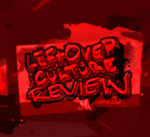 Leftover Culture Review Logo Sticker