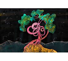 WDVMM - 151 - Tree and Wyrm 2 Photographic Print