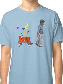 The Love Wagon Classic T-Shirt