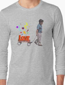 The Love Wagon Long Sleeve T-Shirt