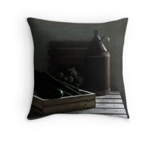 Season For Cucumbers Throw Pillow