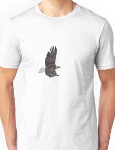 Isolated Eagle-2 Unisex T-Shirt