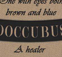 Doccubus Sticker