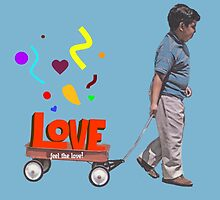 The Love Wagon by Lady LoveBird