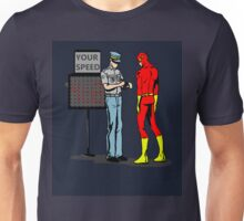 Flashs Speeding ticket  Unisex T-Shirt