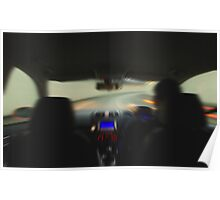 Back Seat Driver Poster