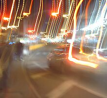 Blinding Lights by Amanda-Jayne Perry