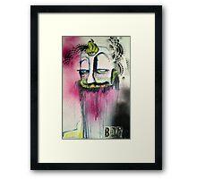 BDF Framed Print