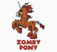 Zomby Pony Kids Tee