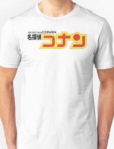 Detective Conan Logo T-Shirt