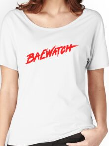 Baewatch Women's Relaxed Fit T-Shirt