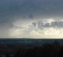 Stormy skies by NikkiMatthews