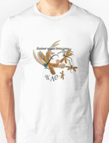 enter with dragon Unisex T-Shirt