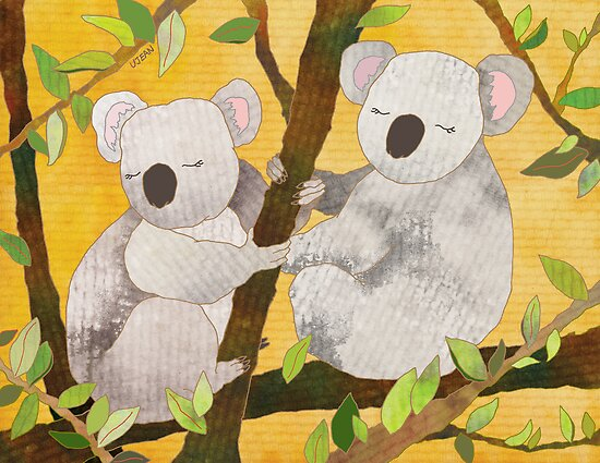 Koala Bears by Ujean1974