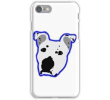 Pit Bull Head Logo iPhone Case/Skin