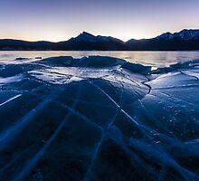 Ice Crater by MichaelJP