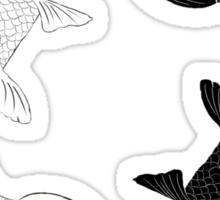 Koi Spirits Sticker