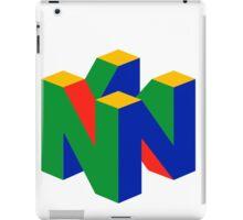 N64 iPad Case/Skin