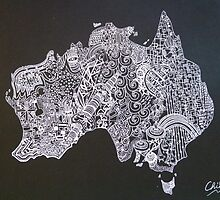AUSTRALIA by ChieTokuyama