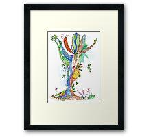 Tree of Life #18 Framed Print