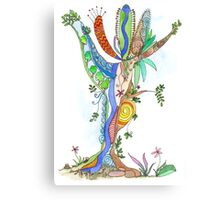 Tree of Life #18 Canvas Print