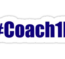 #Coach1K Sticker