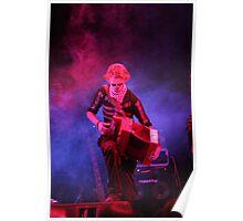 Glorystrokes Musician Poster