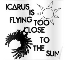Icarus. Poster
