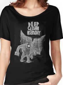 inversion deep carbon observatory  Women's Relaxed Fit T-Shirt