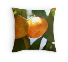 In the Orchard Throw Pillow