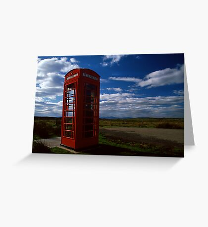 Remote Phone Greeting Card